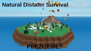 ROBLOX- Natural Disaster Survival-1