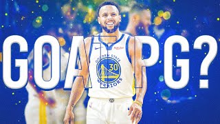 Why Stephen Curry Can Be THE GREATEST POINT GUARD OF ALL TIME
