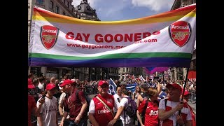 How Homophobic Chants Led To The Rise Of The Gay Gooners! | Fan Groups