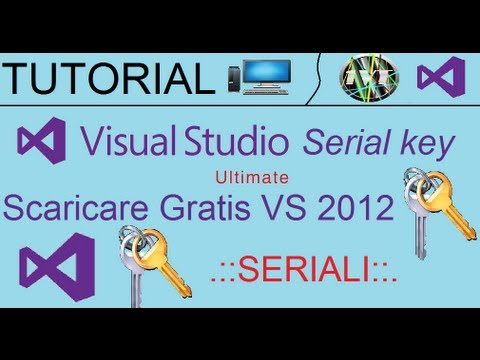 product key visual studio ultimate 2012