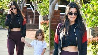 Watch Kourtney Kardashian's Reaction To Ryan Seacrest Allegations