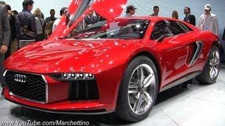 Audi Crossover Concept 2013 Videos