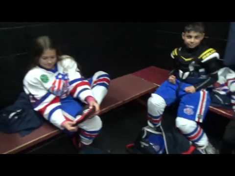 06 RYH AAA Hockey Mannequin Challenge