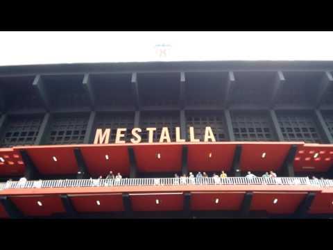 ESTADIO DE MESTALLA ( VALENCIA C.F )