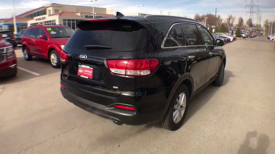 2016 Kia Sorento Denver Lakewood Wheat Ridge Englewood