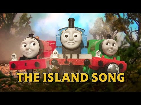 The Island Song | Thomas Creator Collective | Thomas & Friends
