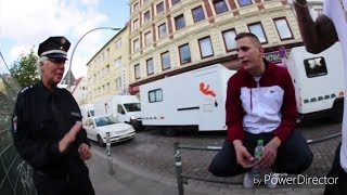 LX 187 FESTGENOMMEN!?!?!? (Polizei) Rap News