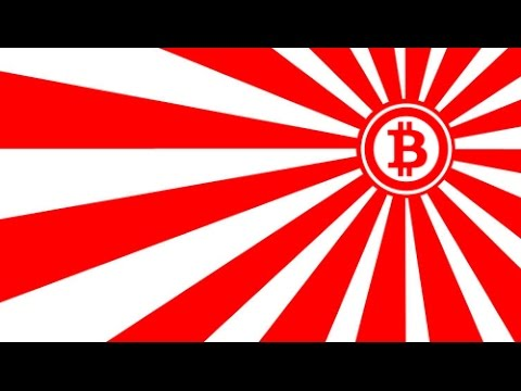 Bitcoin... What will it do and can the Japanese help?