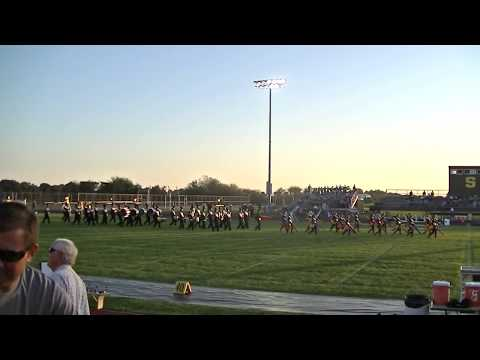 Solanco High School Marching Band 2017 Uprising