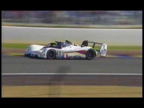 24 Heures du Mans 1993 HQ Pure Sound Peugeot 905, Toyota TS010, Porsche 962, Jaguar XJ220, Venturi