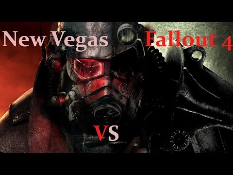 Fallout 4 VS Fallout New Vegas Which is better