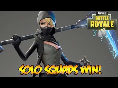 Thumbnail: MY BEST GAME SO FAR - 4v1 SQUADS GAME SOLO WIN!!! (Fortnite Battle Royale)