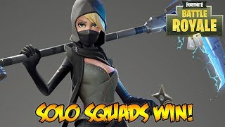 MY BEST GAME SO FAR  - 4v1 SQUADS GAME SOLO WIN!!! (Fortnite Battle Royale)