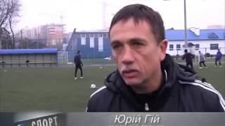 Тренувальний збір Буковини (Спорт Тайм від 26.01.2015)