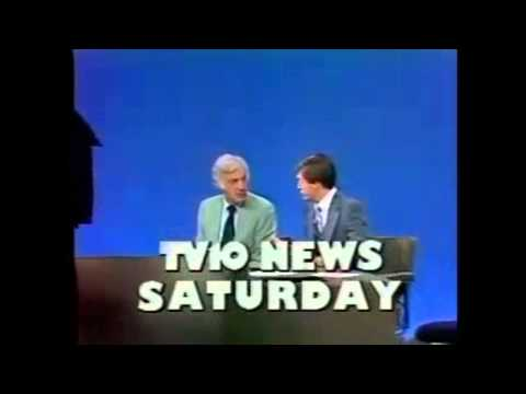 WCAU-TV Channel 10 Philadelphia PA TV 10 News Saturday Opening 1979