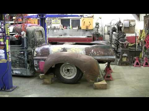 Lets Build A Rat Rod #16 - Let there be Dagmars!