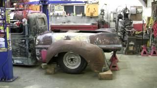Lets Build A Rat Rod #16 - Let there be Dagmars!