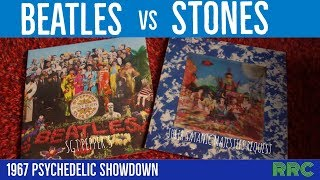 Why The Stones SATANIC MAJESTIES Is Better Than SGT PEPPER S