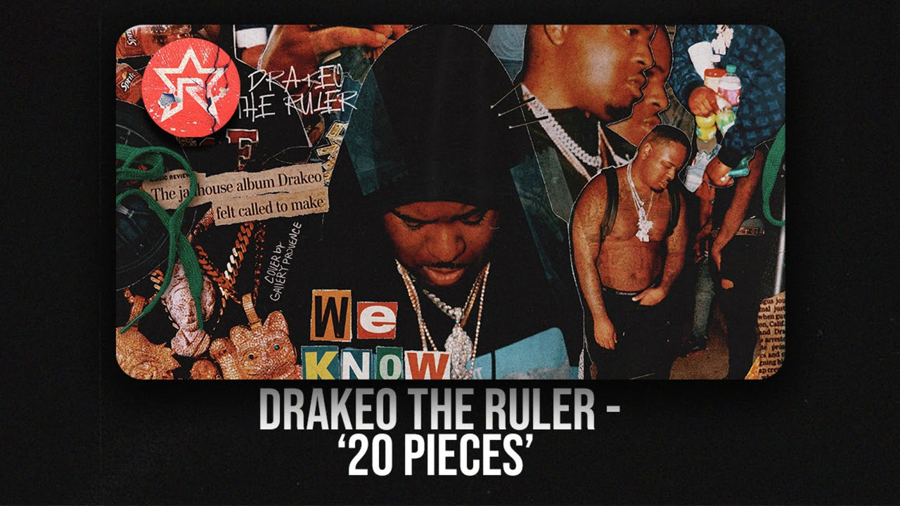 """Drakeo The Ruler – """"20 Pieces"""" (Official Music Video)"""