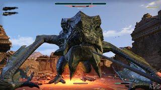 The Elder Scrolls OnĮine (2021) - Gameplay (PC UHD) [4K60FPS]