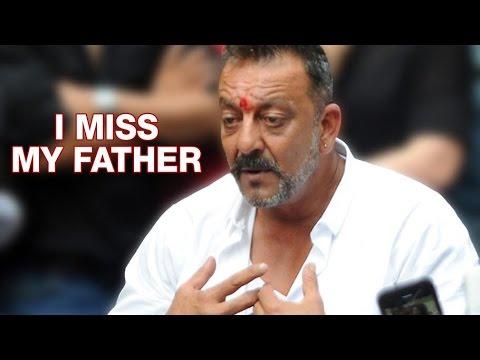 Sanjay Dutt's Full Emotional Speech After Releasing From Jail