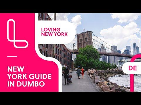DUMBO | Brooklyn Insider Guide: die besten Spots & Adressen!