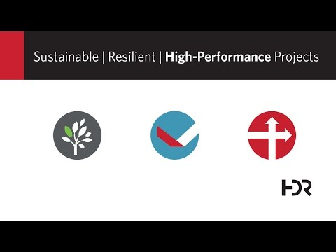HDR – Creating Value through Sustainable, Resilient, High Performance Projects