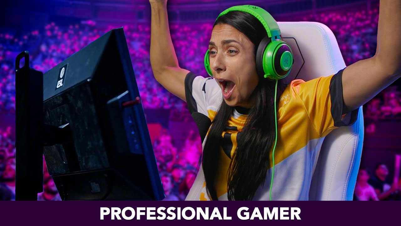 I Trained Like A Professional Gamer