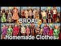 Homemade Clothes ~ Fit Broad Ken, Happy Family Granpa, Superman, Curvy Barbie, Moxie Teenz markc1118