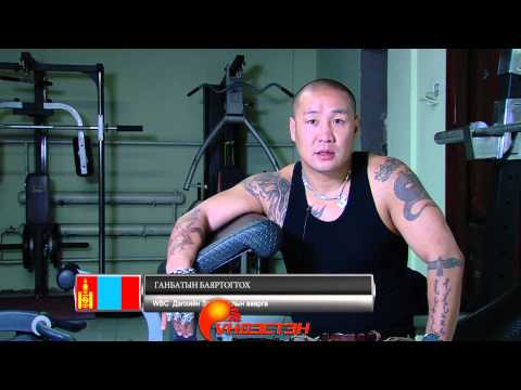 Mongolian pro boxer 5