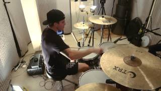 Anthony Ghazel - Taylor Swift - I Wish You Would (Drum Cover)