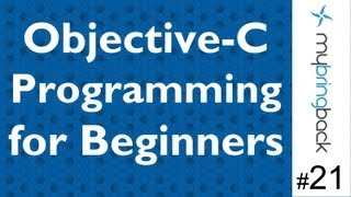 Learn Objective C Tutorial 1.21 Intro to Objects pt1