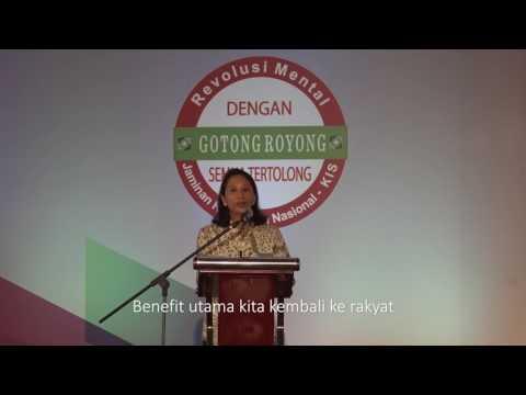 Menteri BUMN : BPJS Kesehatan ini untuk rakyat