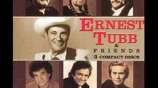 Ernest Tubb & George Jones - Half A Mind YouTube Videos