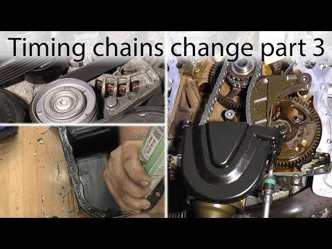 🛠️ Timing chains change Seat Ibiza BJ07 BXV engine EN part 3