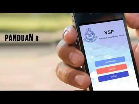 Informasi mengenai Volunteer Smartphone Patrol (VSP)