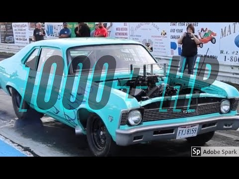 """DOUG"" Ohio Street Outlaws 1000+ HP N/A Big Block NOVA!"