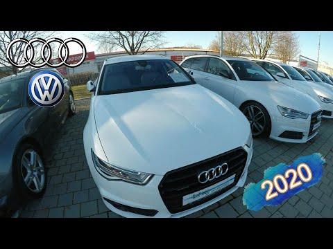 AUDI и VOLKSWAGEN в Германии // Актуальные цены 2020