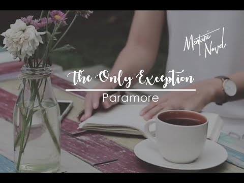 The Only Exception - Paramore Cover by Mentari Novel X Skenario