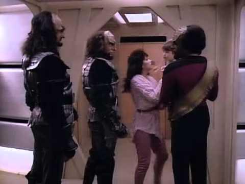 Cowards Take Hostages -- Klingons Do Not.
