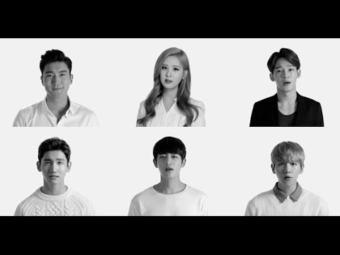 """Artistas da SM Entertainment mostram suas belas vozes no novo projeto da UNICEF """"Imagine Project""""!"""