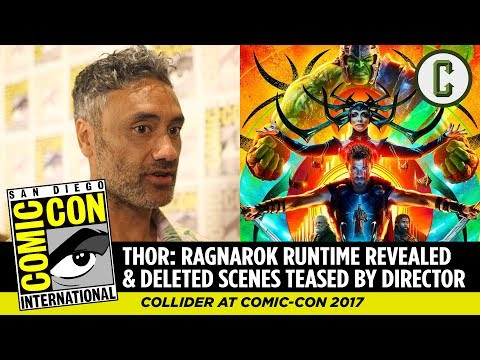 Thor: Ragnarok Runtime Revealed, Deleted Scenes Teased by Director Taika Waititi