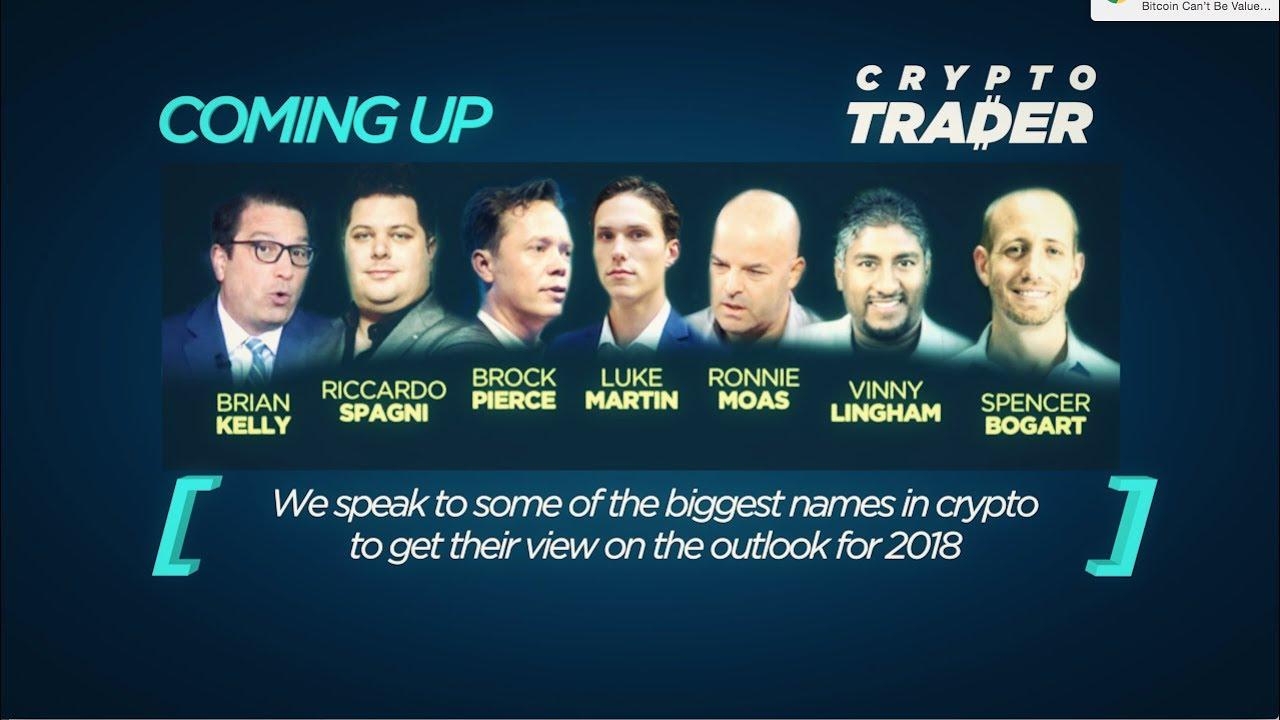 cnbc crypto trader show