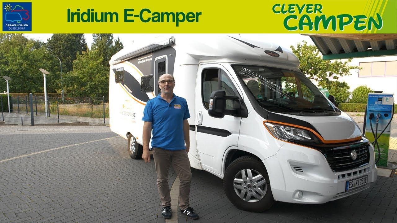 Iridium E-Camper: So fährt das erste Elektro-Wohnmobil - Review/Fahrbericht   Clever Campen