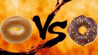 Bagels and Donuts - Comic Dub