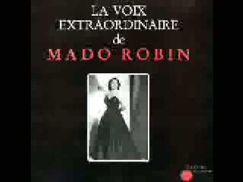 """Mado Robin: """"Sovra il sen"""" (from """"Care compagne ... Come per me serena"""""""