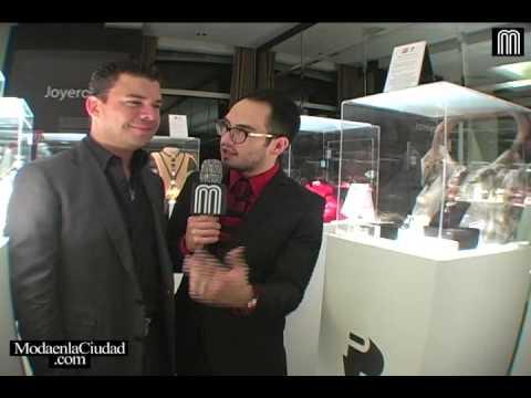 Fashion Group México 2012 ::: Entrevista a Mauricio Serrano ::: www.ModaenlaCiudad.com
