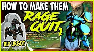 HOW TO MAKE THEM RAGE QUIT | *RIP URGOT* OVERPOWERED YORICK | Yorick vs Urgot TOP Gameplay S8 Ranked
