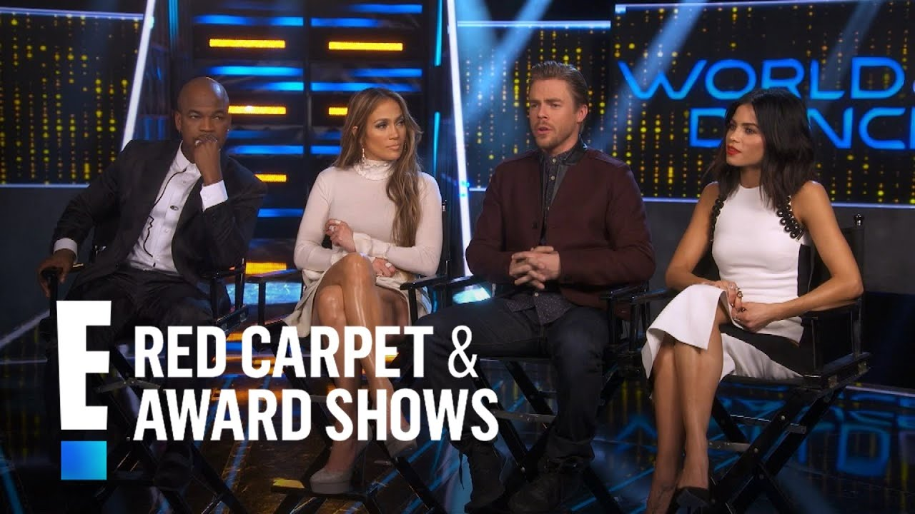 Jennifer lopez talks new show world of dance e live from the red carpet youtube - Watch e red carpet online ...