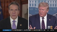 Gov. Andrew Cuomo Has 'Productive' Meeting With President Trump Regarding Coronavirus Response